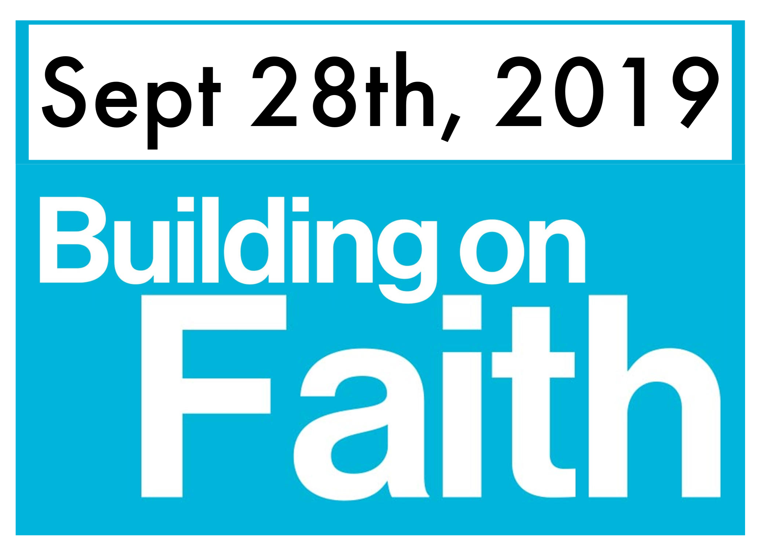 Building on Faith